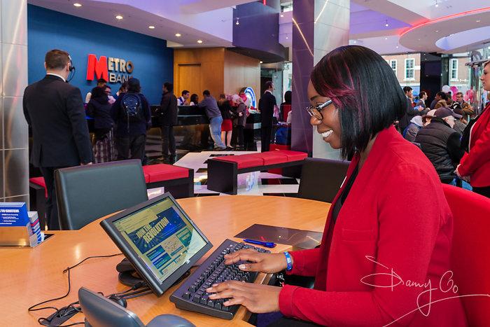 Metro Bank Opening