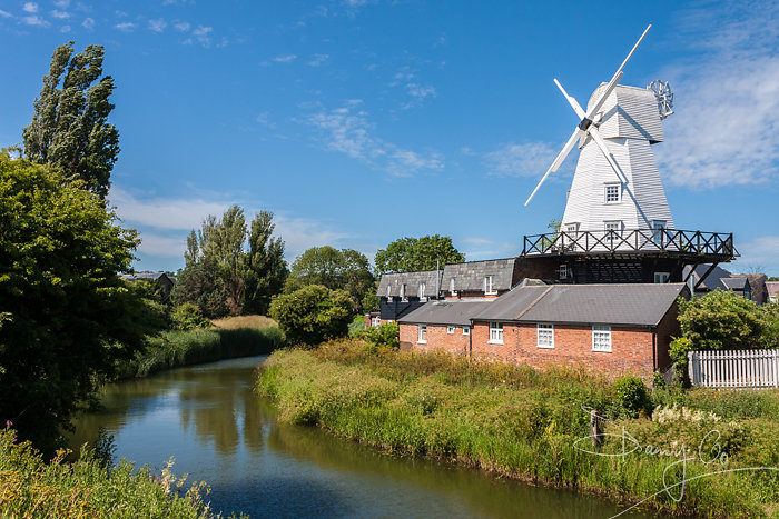 Gibbett Mill, Rye, Sussex, South East England, GB, UK.