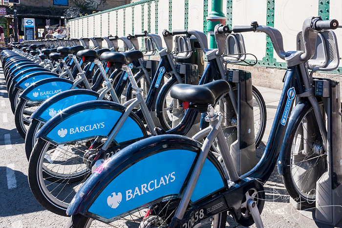 Boris' Bikes