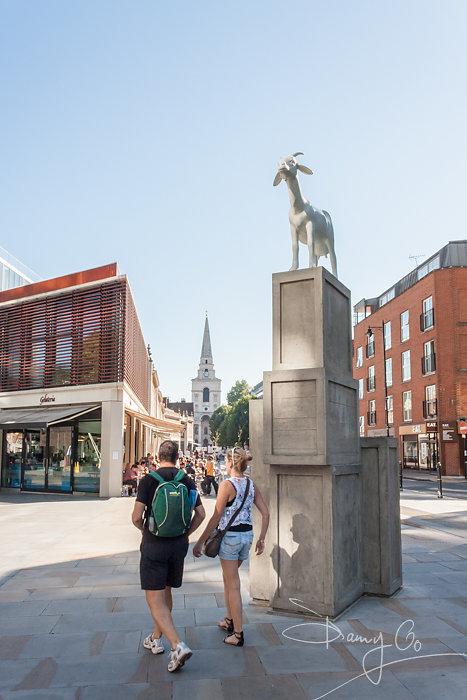 Spitalfields Tourists
