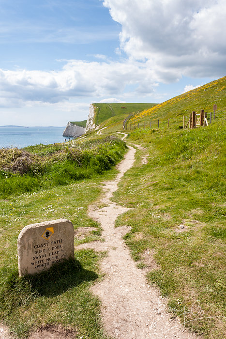 Durdle Door Coast Path