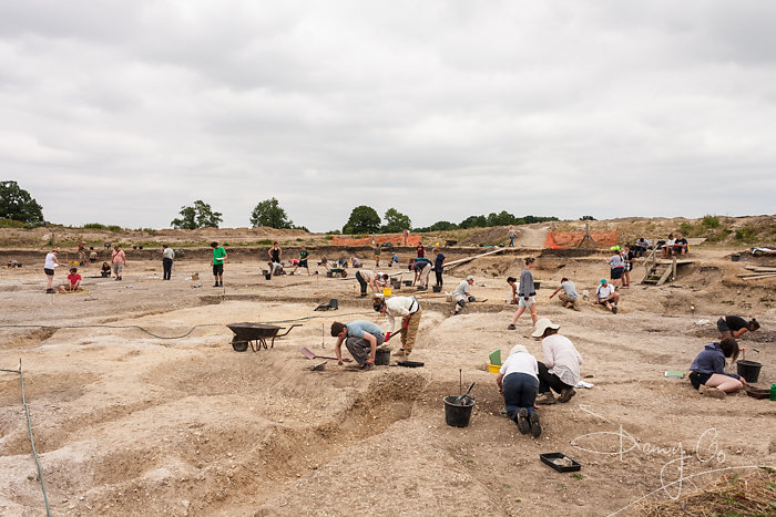 Archaeological Dig Site