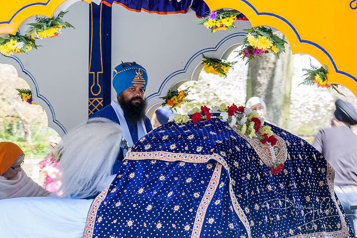 Sikhs celebrate Vaisakhi