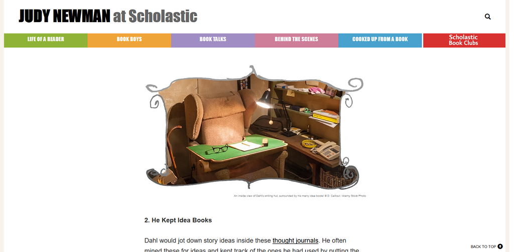 Scholastic Educational Publishers